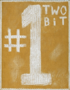 Cover for Two-Bit Magazine Issue 1
